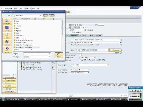 Data Flow Practicals in SAP BI Part 7