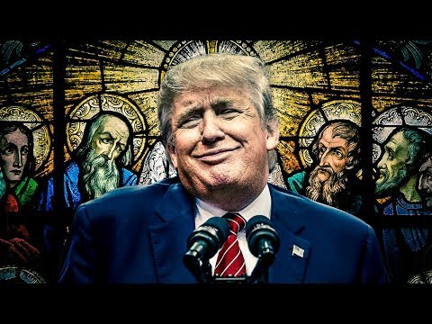 Evangelicals Support Trump Even MORE After Stormy Daniels Scandal