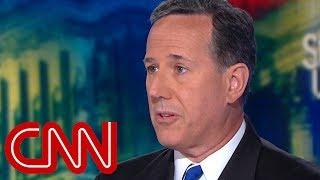 Santorum: Hyperbole to say missing migrant kids are lost