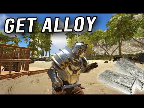 Atlas - How to Get Alloy