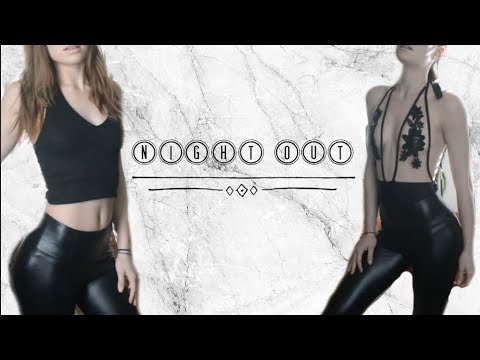 Night Out Outfits - Party Outfits Lookbook