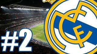 Fm 2019 Real Madrid #2
