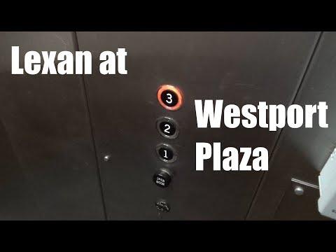 1973 Otis Lexan Hydraulic Elevator @ Westport Plaza Law Bldg - Kansas City, M