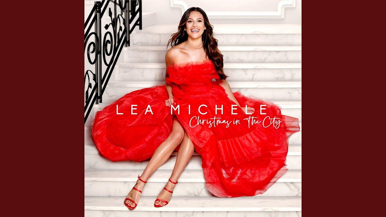 Lea Michele - White Christmas (feat. Darren Criss)
