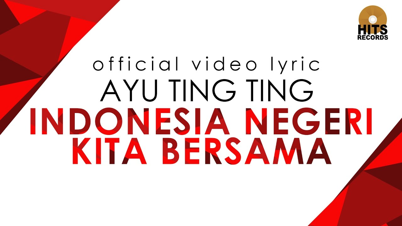 Ayu Ting Ting - Indonesia Ku Berkarya Hanya Untukmu