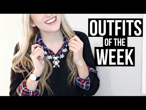 JANUARY OOTW | Outfits Of The Week
