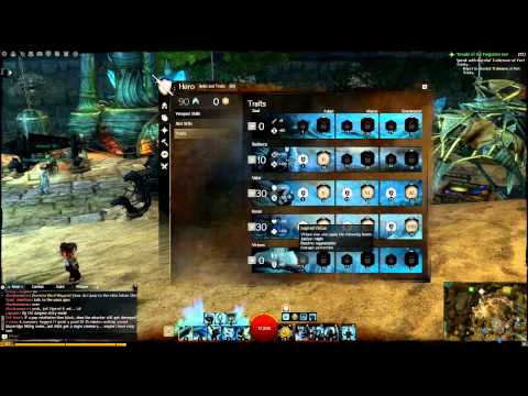 GW2 - Guardian AH Build Dungeon Groups (Old)
