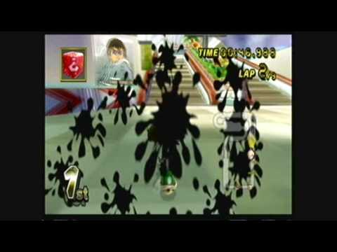 [ MKwii ] The deadly Green Shells