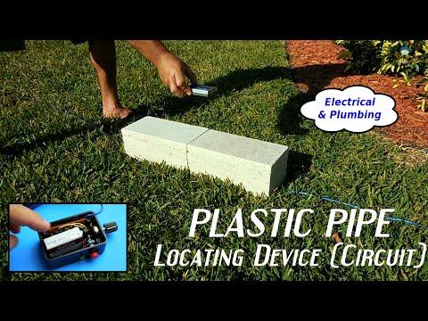 Plastic Pipe Locating Device(Circuit)