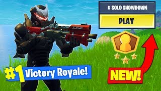 *NEW* COMPETITIVE MODE In Fortnite Battle Royale!