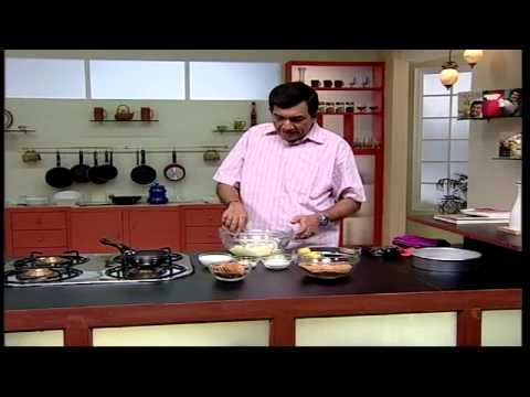 Chilled Lemon Cheesecake by Sanjeev Kapoor