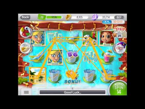 How to Play MyVegas Slots HD :: iPhone Gambling Casino Game Review