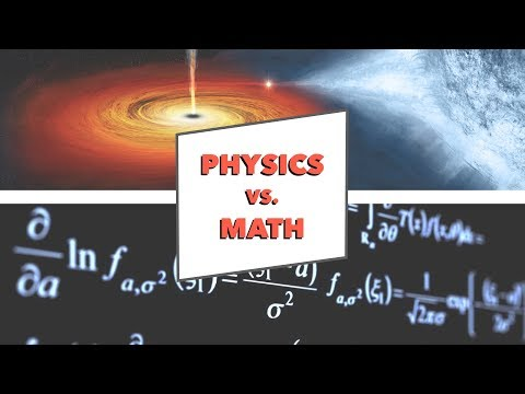 Physics Vs Math - How to Pick the Right Major