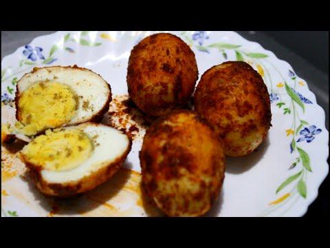 Masala Egg fry| Recipe