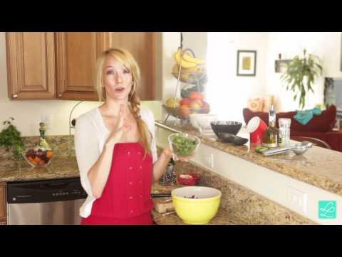 Shredded Jicama Carrot Salad Recipe