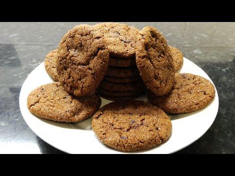 Black Treacle Cookies