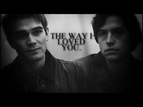 archie + jughead | the way i loved you