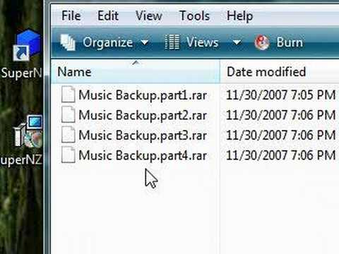 How to Extract Files from a RAR Archive