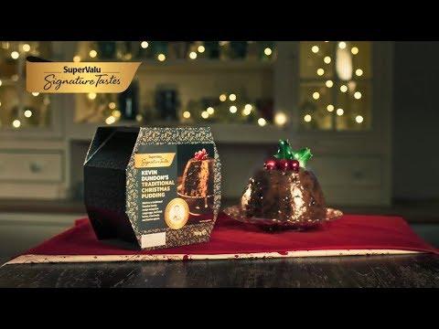 Signature Tastes - Kevin Dundon's Traditional Christmas Pudding