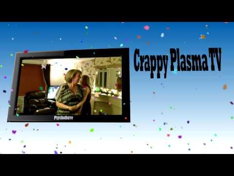 Plasma TV Project C4D & AE