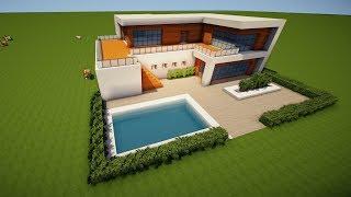 Modernes Haus Bauen Videos Ytubetv - Minecraft videos hauser bauen