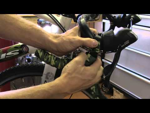 Removing and Wrapping New Handlebar Tape