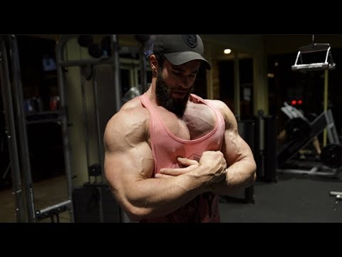 SEARCHING FOR A NEW GYM | OLD SCHOOL CHEST WORKOUT