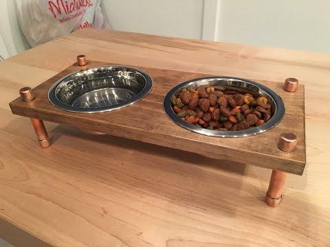 Building A Copper Pipe Dog Bowl - Kraftmade