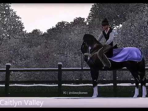 Sims 3 Horses - Silver Valley Stables #1