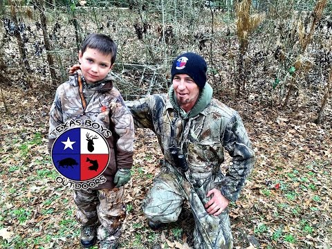 Texas Boys Outdoors - Youth Weekend @ the Ranch - Pursuit Channel - Ep. 3