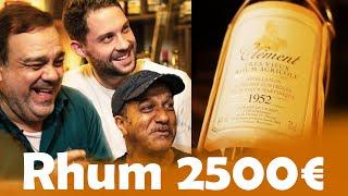 Rhum à 12€ VS Rhum à 2500€ avec Didier Bourdon et Pascal Legitimus