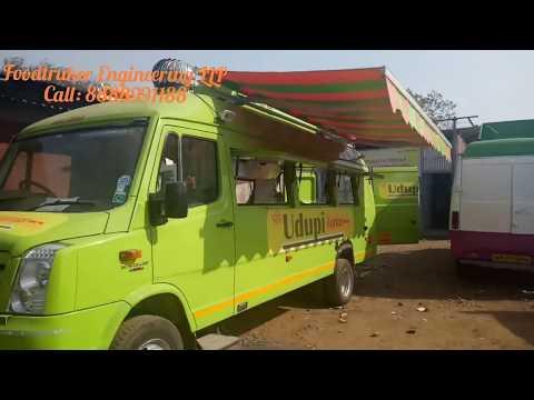 Food trucks design development Pune & Mumbai