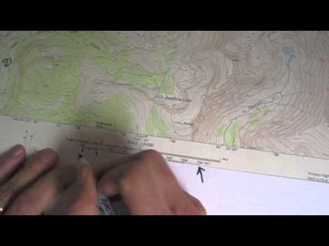 Measuring Distance: Mount Jackson Quadrangle