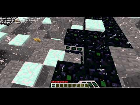 Minecraft Nuclear Explosion - Uranium Mod