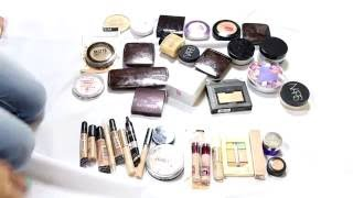 Konmari Method Declutter - Part 10c Powders & Concealers