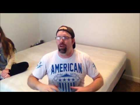 Top rated 14 inch King size Gel Memory Foam Mattress setup and review..Watch Before You Buy!