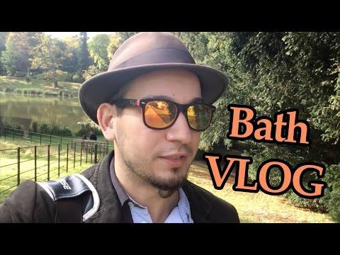 Bath Trip - PhD Induction VLOG