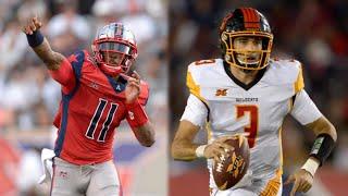 LA Wildcats vs. Houston Roughnecks Week 1 Highlights | XFL 2020