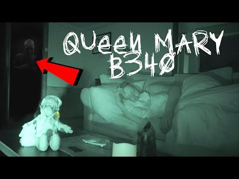 SCARIEST ROOM EVER! QUEEN MARY B340 | OmarGoshTV & FaZe Rug