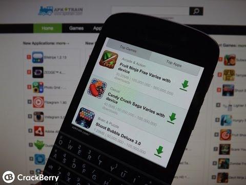 APK Train for BlackBerry 10