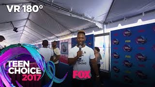 Terron Moore Is Excited About Miley Cyrus' Award   TEEN CHOICE