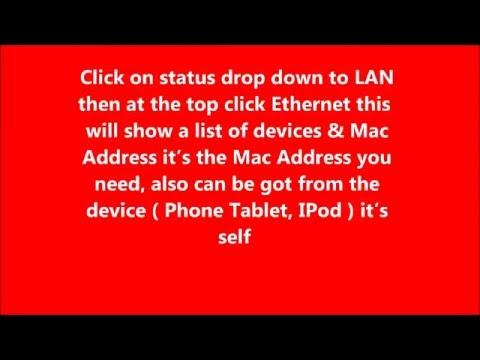 Parental control timer Huwari Vodafone, Three, TalkTalk router easy set up