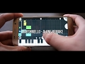 Marshmello - Alone Remake on FL Studio Mobile