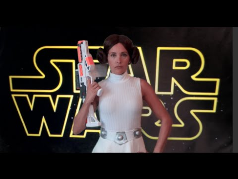How To Make a Princess Leia Costume From Star Wars