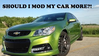 Mod list for my 2015 Chevy SS!