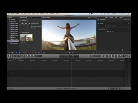 Final Cut Pro X: How To Export Still Image Off A Video Without Losing Quality