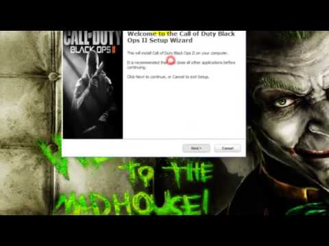 How to install Call Of duty Black Ops 2
