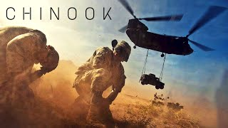 Chinook - The iconic twin-rotor chopper