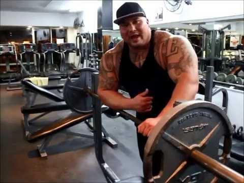 BIG BOY How to Build a Big Bench Press: Pause Reps @BIGSCBOY