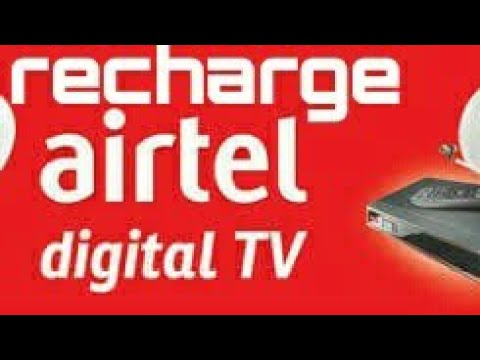 How to recharge a Airtel DTH